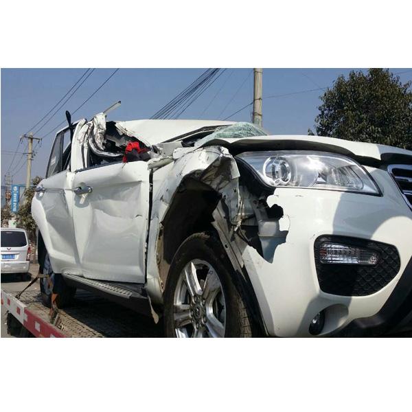 事故汽车拖车维修