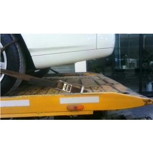 新车拖运安全措施